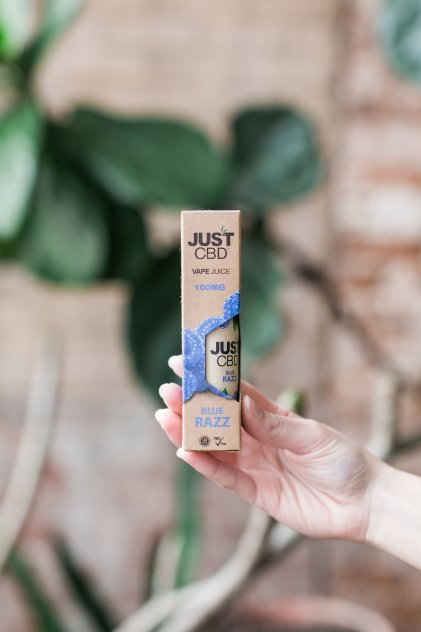 JustCBD Vape Cartridges