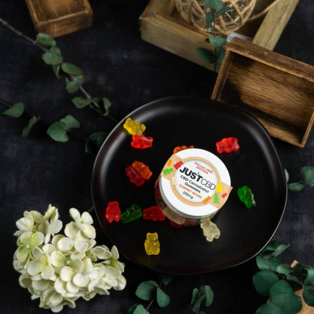 JustCBD CBD Sugar Free Gummies picture
