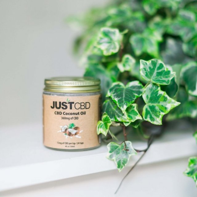 JustCBD CBD Honey Sticks & Coconut Oil